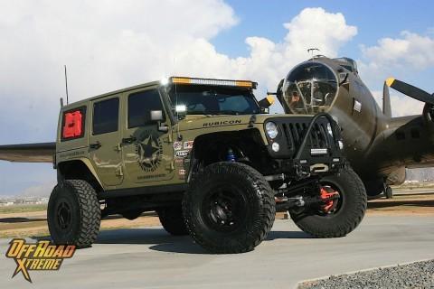 2013 Jeep Wrangler Unlimited-Rubicon na prodej