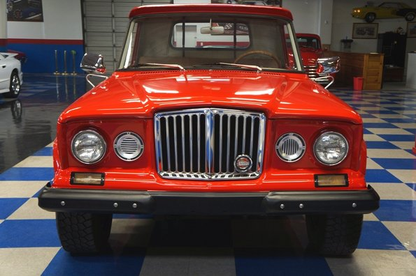 Lifted Jeep Cherokee >> 1966 Jeep J2000 pickup truck, 4×4 na prodej