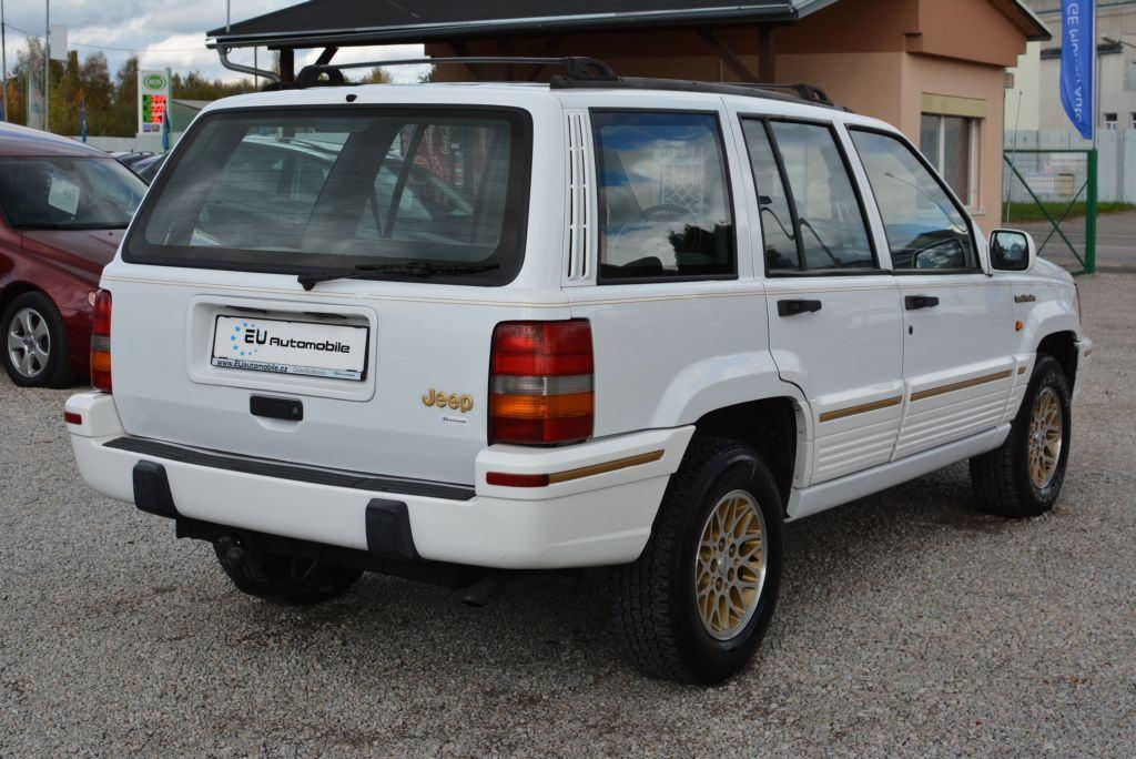 Na Prodej Jeep Grand Cherokee Zj Limited Lpg