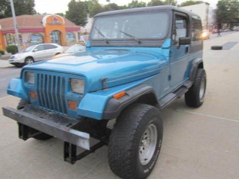 1993 Jeep Wrangler 6 Cylinder, YJ, 4.0 L na prodej