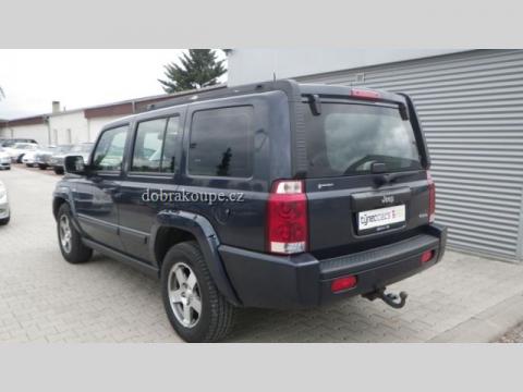 2009 Jeep Commander 3.0 CRD V6 SPORT na prodej