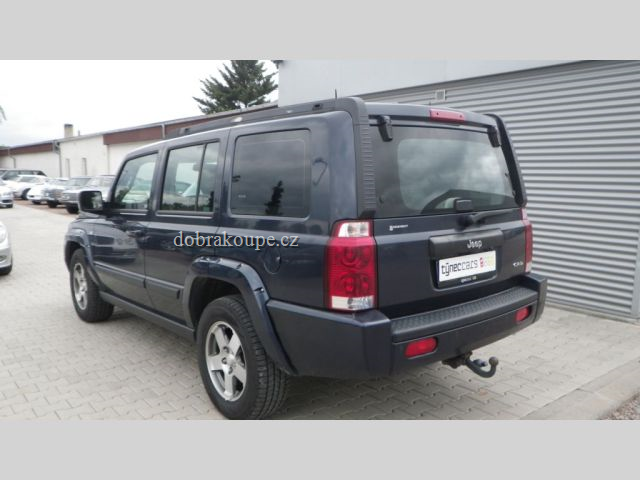 2009 jeep commander 3 0 crd v6 sport na prodej. Black Bedroom Furniture Sets. Home Design Ideas