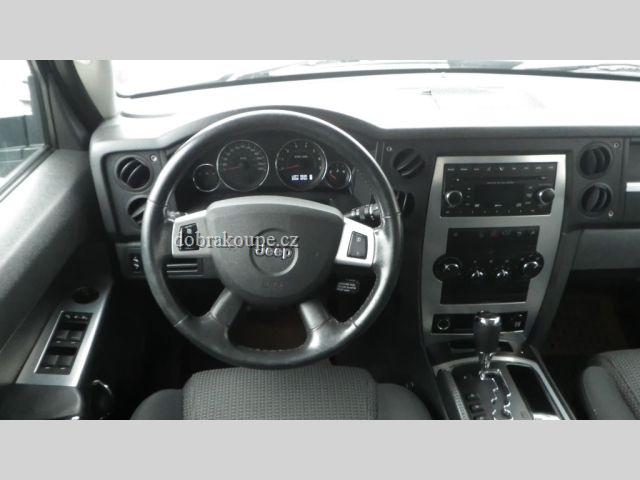 2009 Jeep Commander 3.0 CRD V6 SPORT