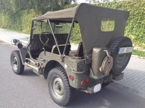 Na prodej 1945 Jeep Willys na prodej