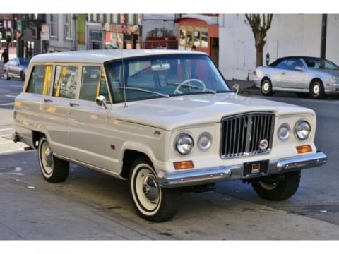 1964 Jeep Wagoneer na prodej