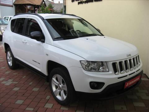 2011 Jeep Compass 2,2 CRDI 163PS Sport 4×4 na prodej