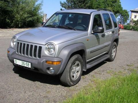 2003 Jeep Cherokee 2.5 CRD Sport na prodej