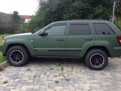 2007 Jeep Grand Cherokee 3.0 CRD na prodej