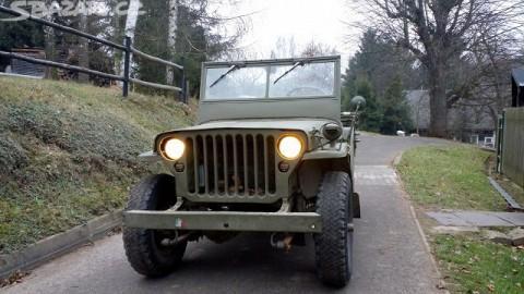 1944  Jeep Willys na prodej
