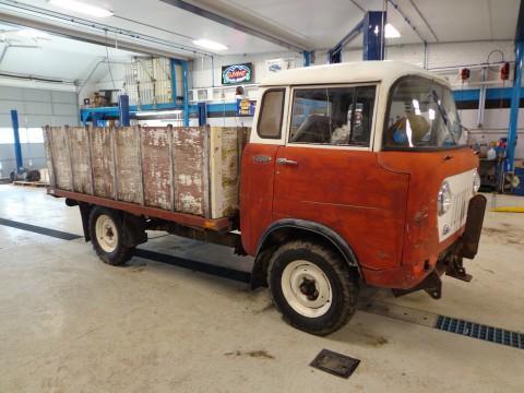1964 Jeep Forward Control 170 4×4 Hurricane na prodej