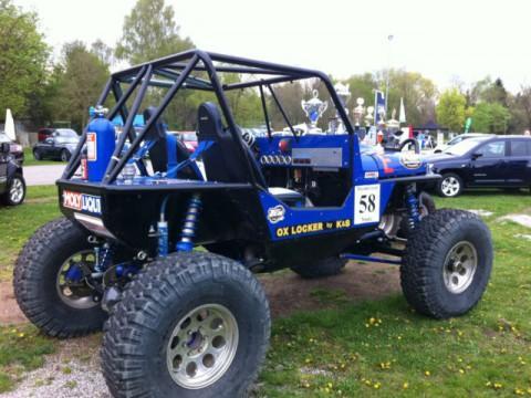 Jeep Wrangler Buggy na prodej