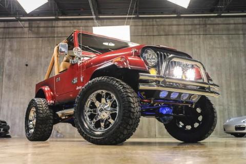 1998 Jeep Wrangler 383 Stroker na prodej