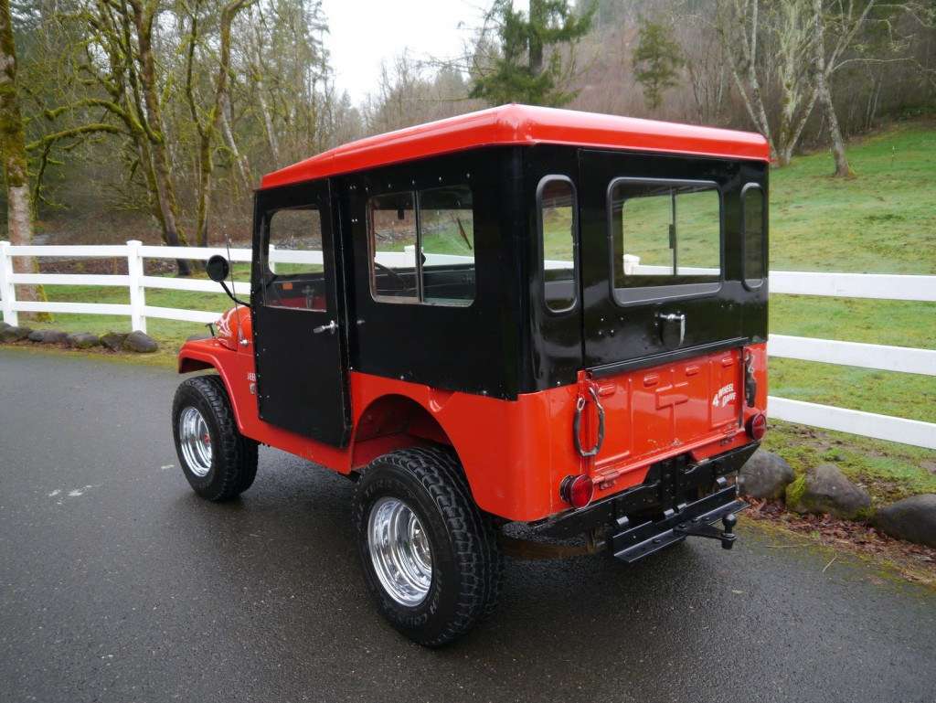 1966 Jeep Willy CJ5 34.000 actual miles