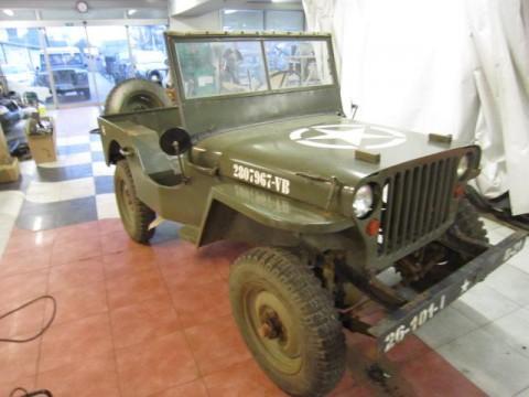 1945 Jeep Willys Bj na prodej