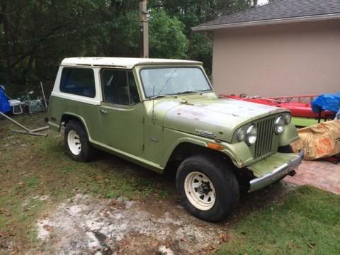 1971 Jeep Jeepster Commando na prodej