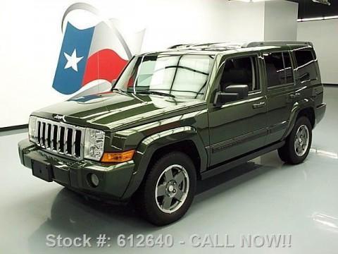 2007 Jeep Commander SUNROOF na prodej