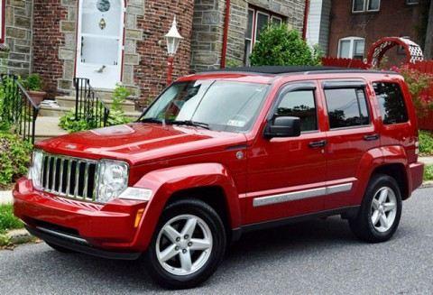 2009 Jeep Liberty Limited na prodej