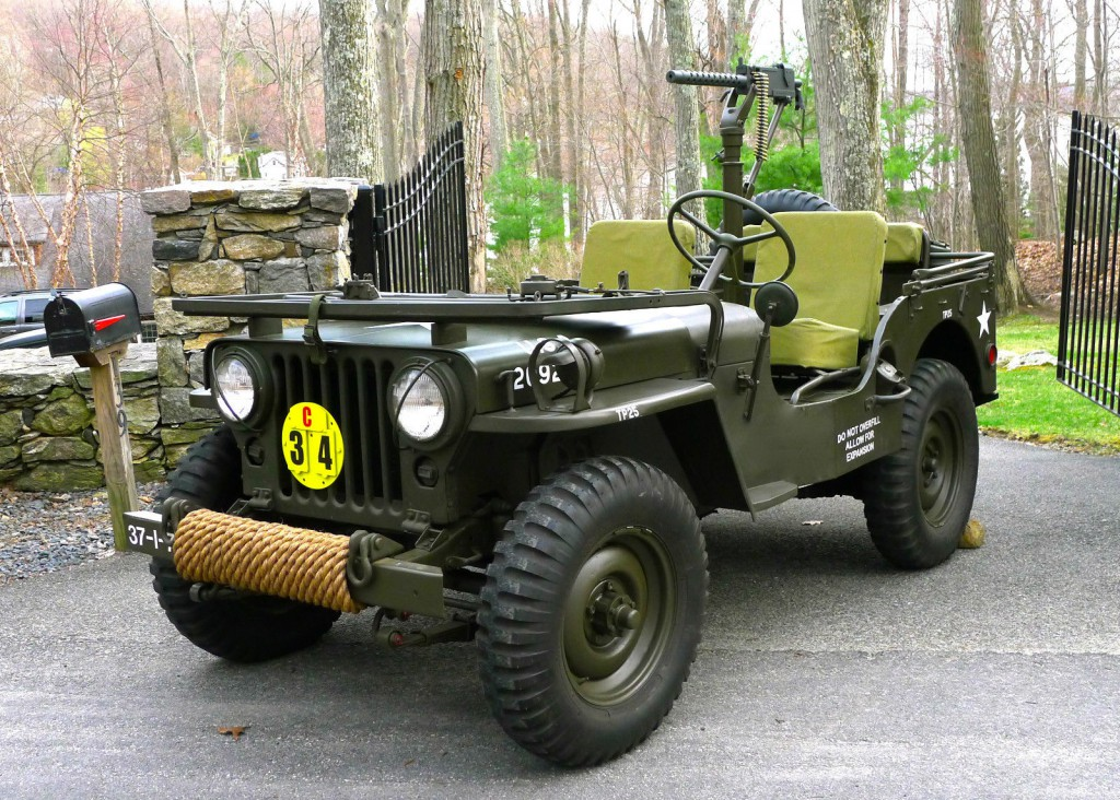Jeep Willys M Na Prodej X on 1952 Willys Jeep M38 For Sale