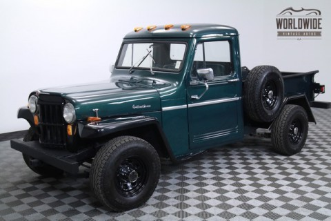 1954 Jeep Other 4×4. Restored! Hurricane. Rare na prodej