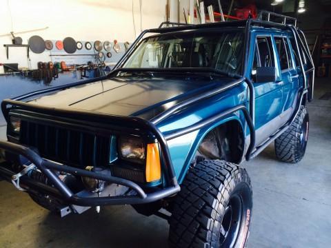 1996 Jeep Cherokee xj na prodej