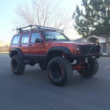 1998 Jeep Cherokee na prodej