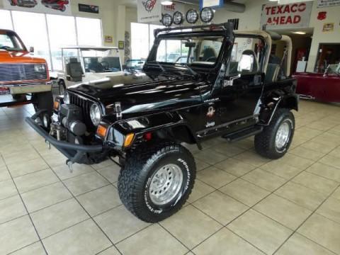 1999 Jeep Wrangler Sahara COBRA V8 5.7 l na prodej