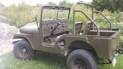 1954 Jeep CJ na prodej
