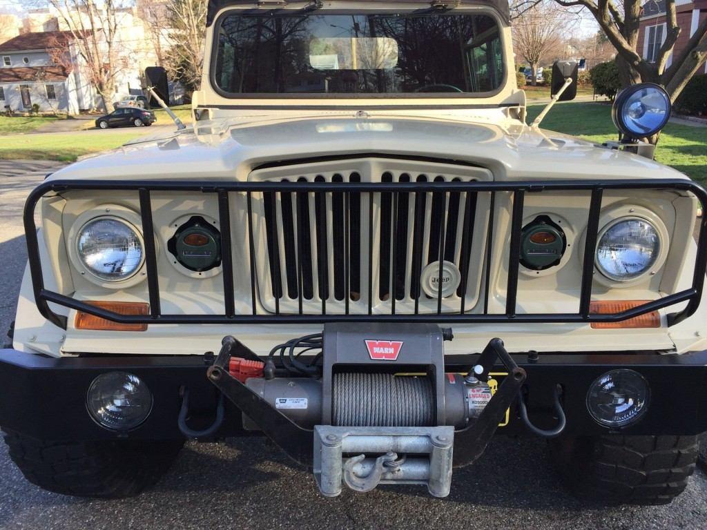 1967 Jeep M 715 Kaiser Military Pickup