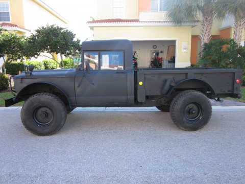 1967 Jeep M715 Kaiser Gladiator- super rare !!! Low miles na prodej