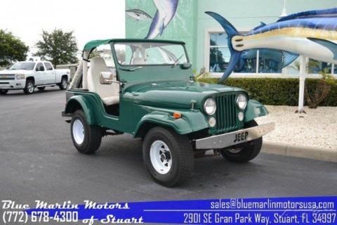 1975 Jeep CJ na prodej