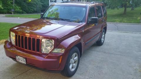 2009 Jeep Liberty na prodej