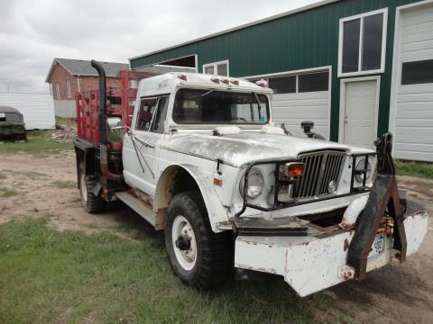 1967 Jeep Kaiser na prodej