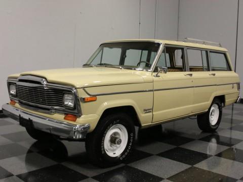 1979 Jeep Wagoneer na prodej