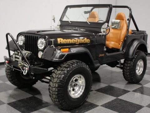 1984 Jeep CJ 7 Renegade na prodej