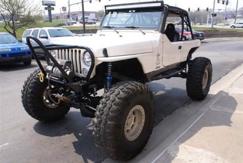 1999 Jeep Wrangler 2dr Sport na prodej