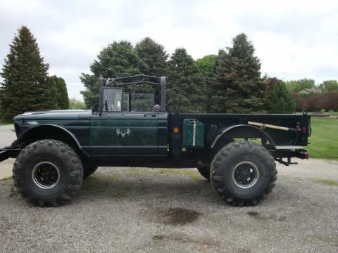 1968 Jeep Kaiser na prodej