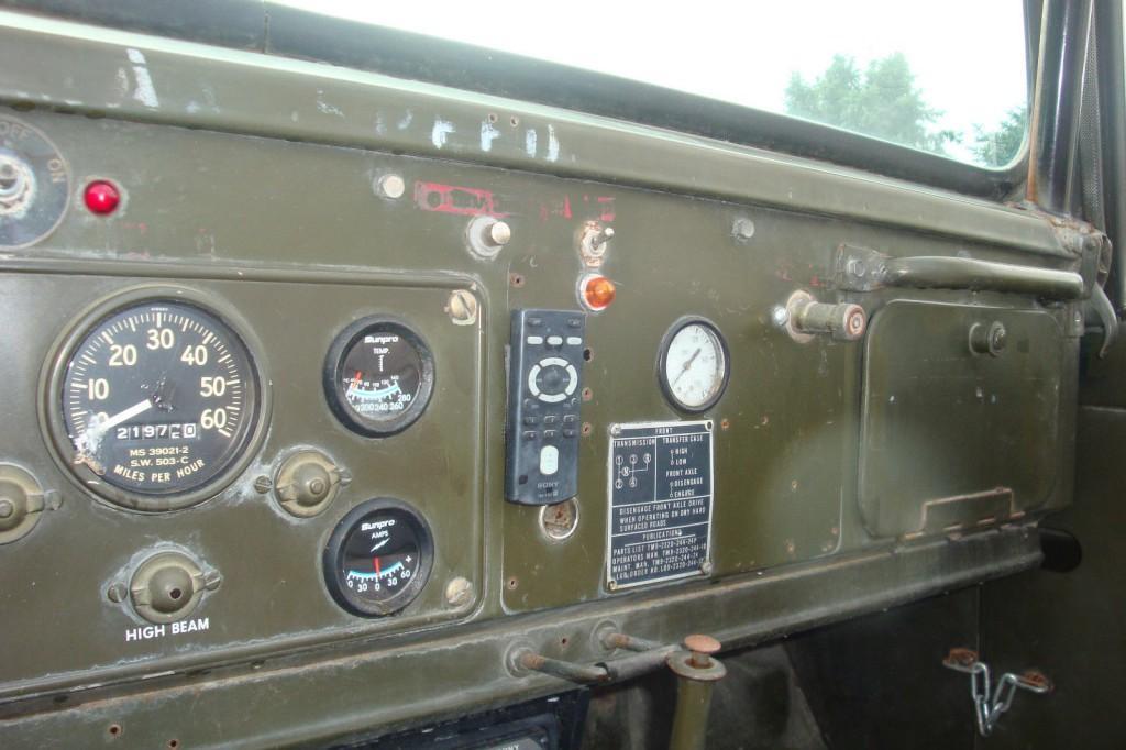 1968 Jeep Kaiser