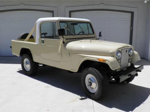 1981 Jeep Scrambler Vintage CJ-8 na prodej