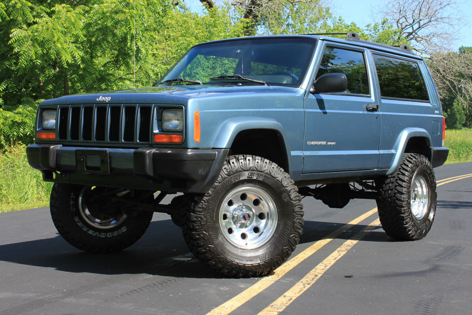 1999 jeep cherokee xj na prodej. Black Bedroom Furniture Sets. Home Design Ideas