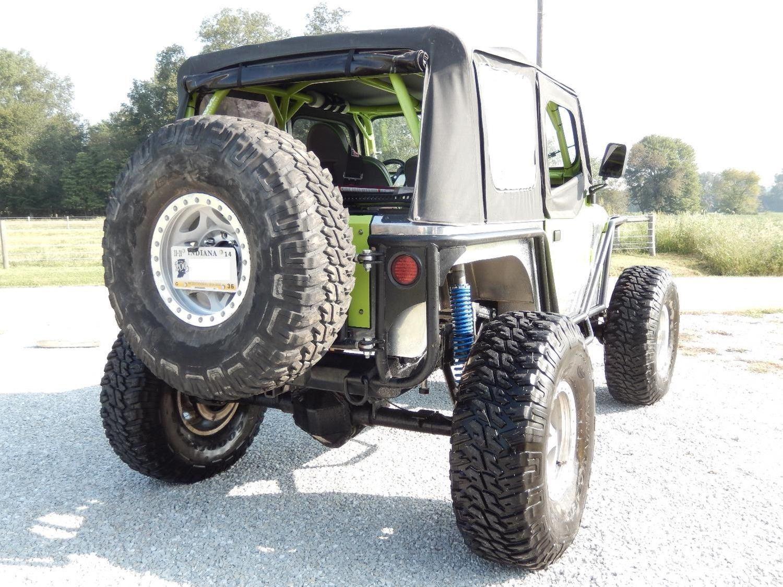 Jeep Rock Crawler 1999 Jeep Cherokee Xj Sport Na Prodej