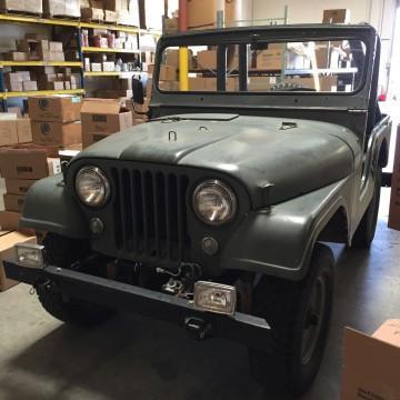1954 Jeep Willys CJ-5 2.2L na prodej