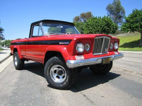 1968 Jeep Gladiator na prodej