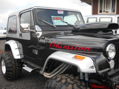 1984 Jeep CJ7 na prodej