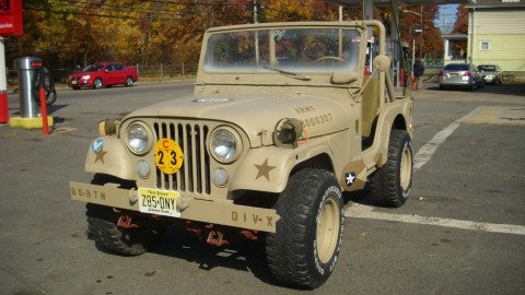 1975 Jeep CJ CJ5 na prodej