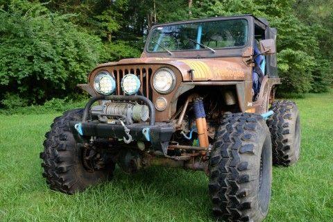 1979 Jeep CJ 5 na prodej