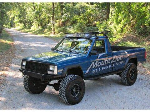 1989 Jeep Comanche 2DR na prodej
