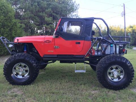 1990 Jeep Wrangler na prodej