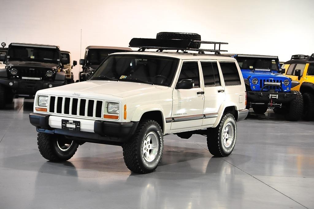 2001 Jeep Cherokee Classic Na Prodej