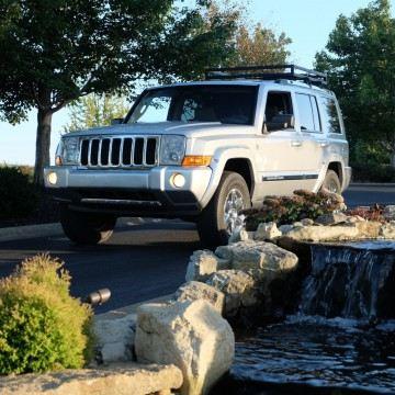 2006 Jeep Commander Limited na prodej
