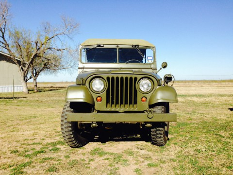 1953 Jeep M38A1 Military Jeep na prodej